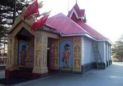 shimla jakhu temple