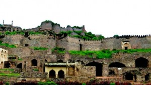 Majestic Golconda Fort